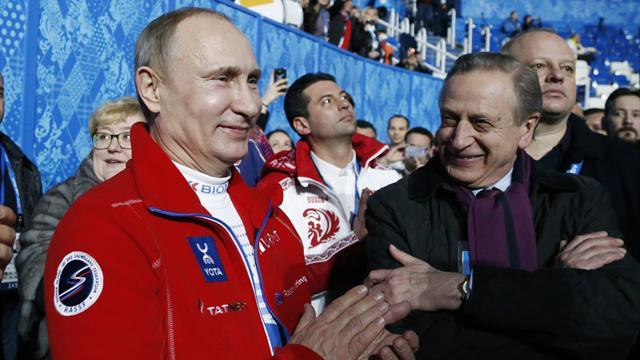 Formula 1 - Ecclestone 'completely agrees' with Putin over homosexuality
