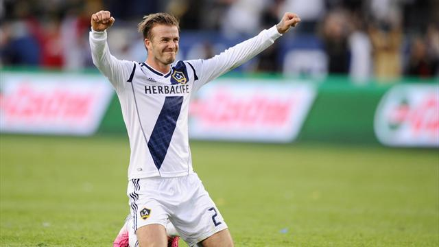 World Football - Beckham to take time over multiple offers