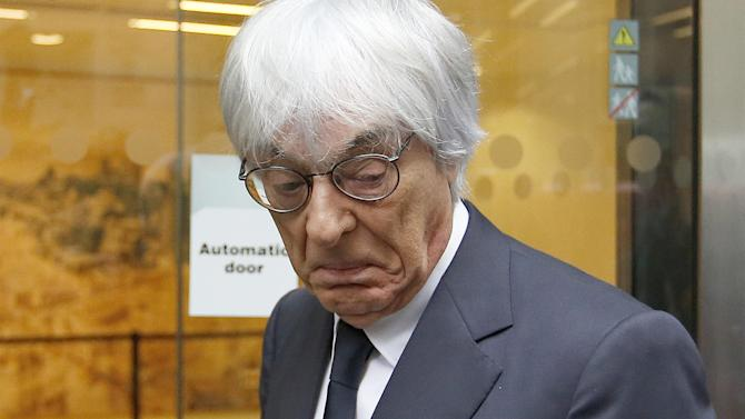 Formula 1 - Ecclestone 'could bid to buy back F1'
