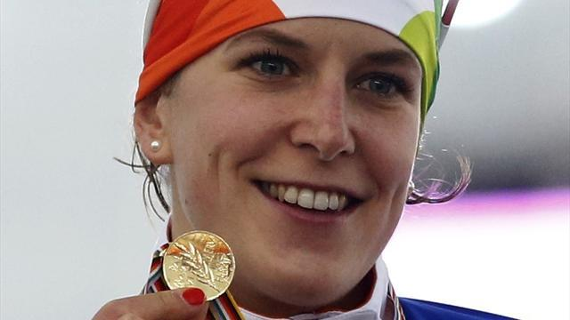 Speed Skating - Wust takes second gold in Sochi
