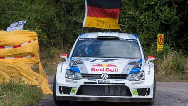 Sweden Rally - Latvala leads, Mikkelsen closes in