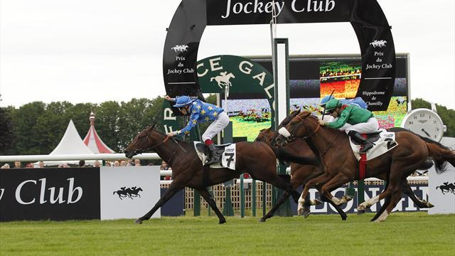 Horse Racing - Hamelin to ride in the US
