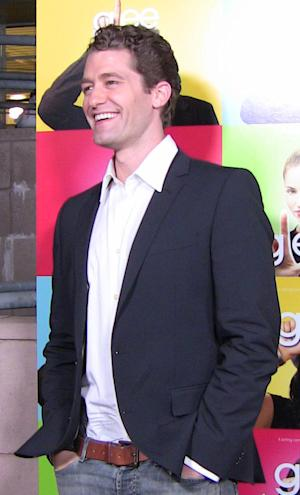 Matthew Morrison, who plays Will on the hit series Glee