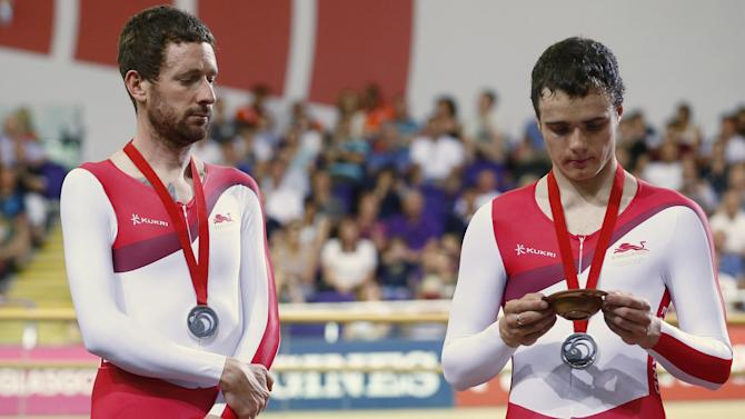 Commonwealth Games - Silver for Wiggins as Meares takes historic gold