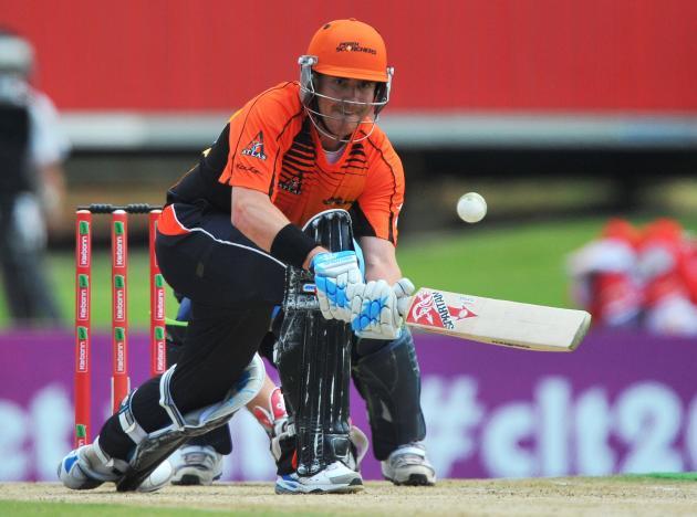CLT20 2012 Match 19 - Perth Scorchers v Auckland Aces