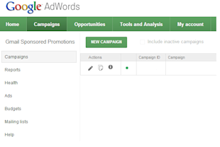 Gmail Advertising Showdown: Gmail Sponsored Promotions vs. Managed Placements image adwords gmail sponsored promotions