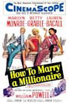 Poster of How to Marry a Millionaire