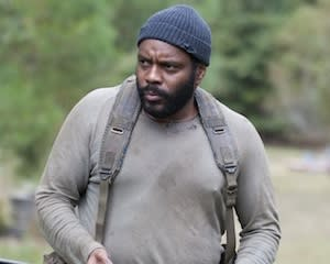 Exclusive: Revenge for Walking Dead's Tyreese?
