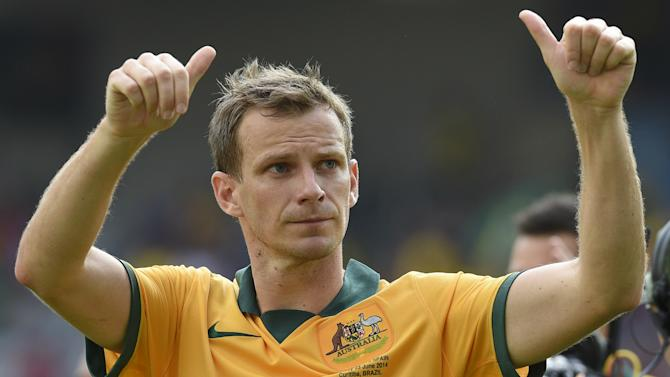 Melbourne City sign Socceroos defender Wilkinson