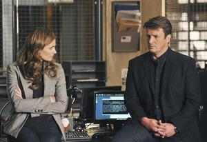 Stana Katic, Nathan Fillion | Photo Credits: Richard Foreman/ABC