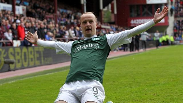 Scottish Football - Griffiths called up by Scotland to face Croatia