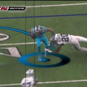 Panthers vs. Cowboys Week 12 Recap