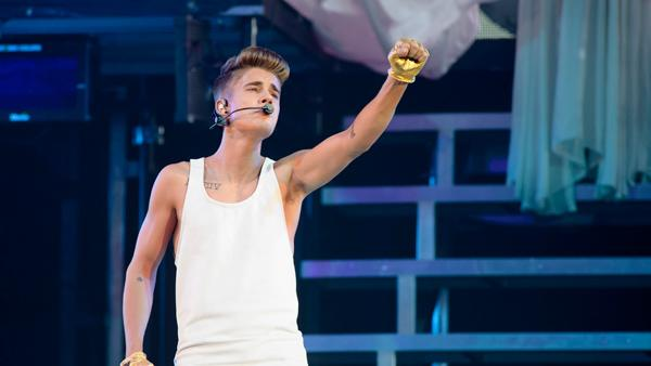 Justin Bieber's Monkey Quarantined in Germany