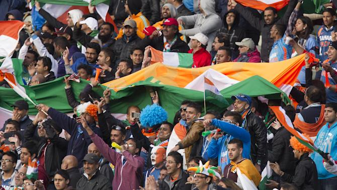 Britain ICC Trophy India Pakistan Cricket