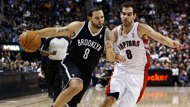 NBA - Raptors slide drags on with Nets loss