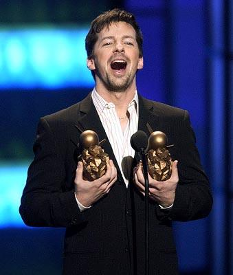 Sean Hayes VH-1 Big in 2002 Awards - 12/4/2002