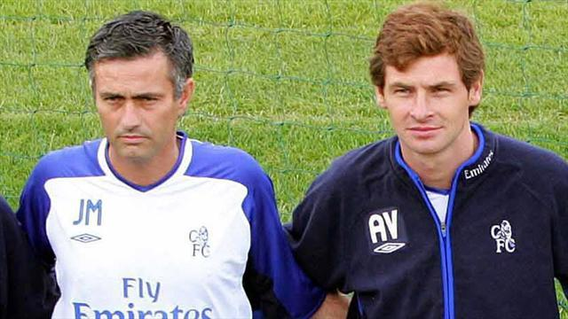 Premier League - AVB: battle with Mourinho 'means nothing'