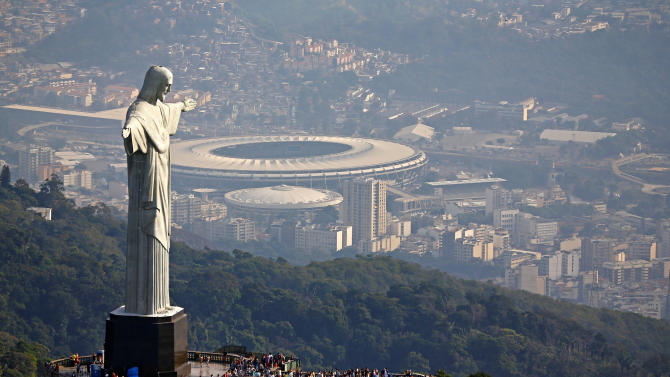 Raw Sewage and Stray Bullets: Rio Is Rife With Problems Ahead of the Olympics