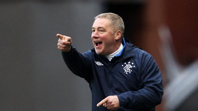 Ally McCoist is keen to help crisis club Hearts survive