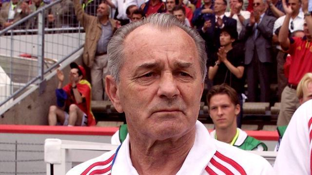 Liga - Ex-Madrid coach Boskov passes away
