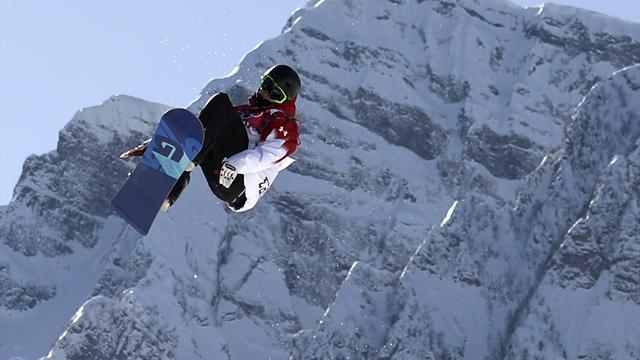 Snowboard - Parrot: Canadians can sweep medals