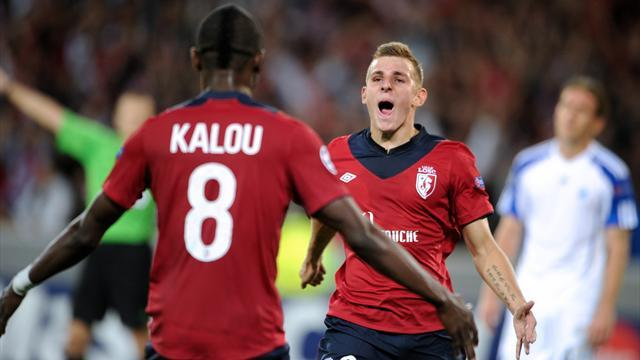 Relieved Lille welcome big spending PSG
