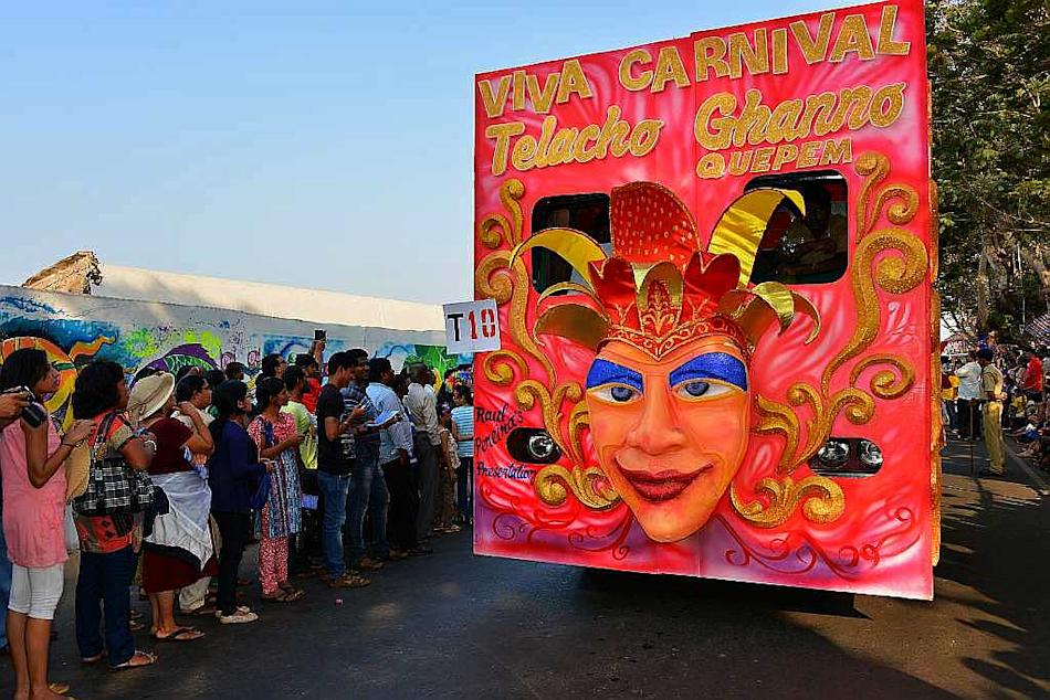 Travel India Goa Carnival 2013 AdFactors PR