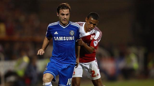 Premier League - Paper Round: Mata could return to Valencia
