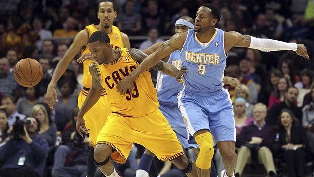 NBA - Nuggets beat Cavs for ninth succesive win