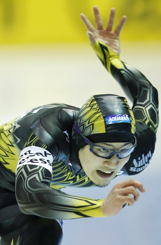 Japan's Joji Kato  Competes AFP/Getty Images