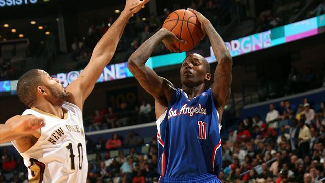 Basketball - Crawford imperious from beyond the arc in Clippers' win