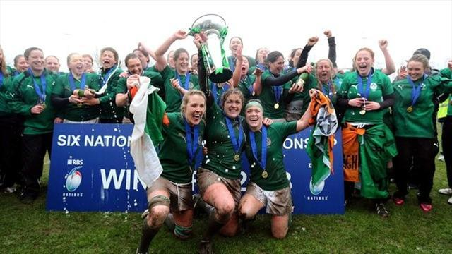 Six Nations - Ireland women land Grand Slam