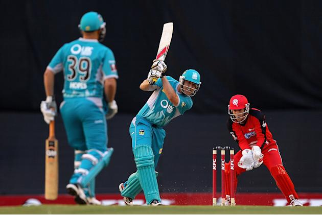 Big Bash League - Renegades v Heat