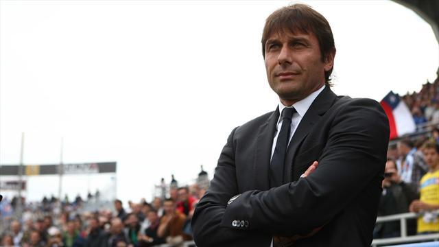 Italian Serie A - Juventus coach Conte's 10-month ban upheld