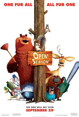 Columbia Pictures' Open Season