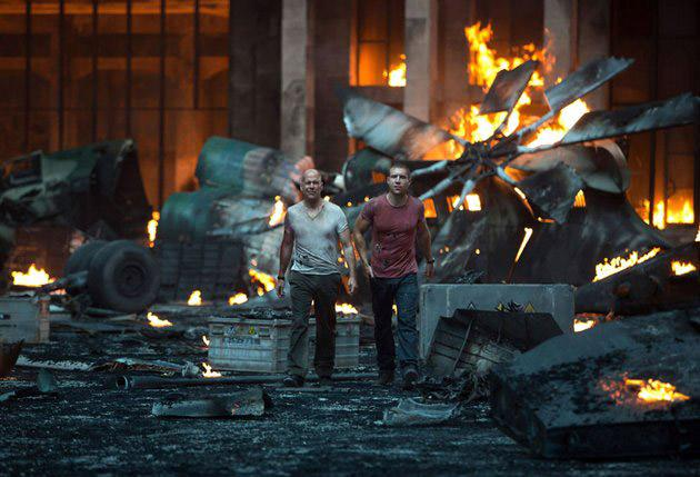 'A Good Day to Die Hard' Movie Stills