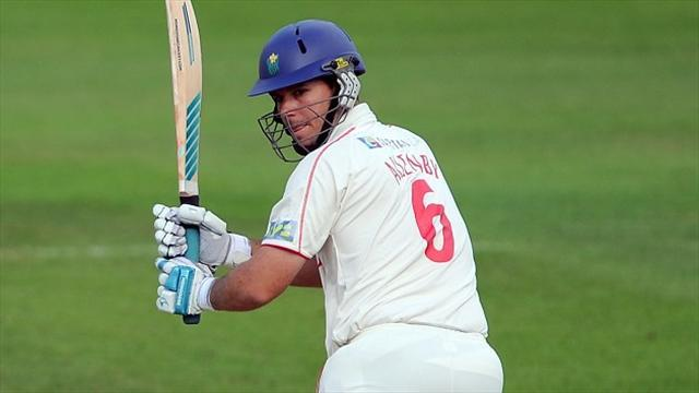 County - Allenby leads Glamorgan to win