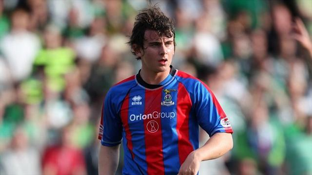 Scottish Football - Doran commits to Inverness