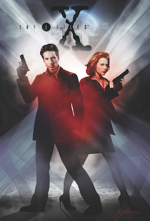 'The X-Files' Investigations Continue in New Comics
