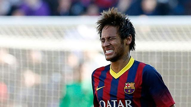 Liga - Cruyff: Neymar the problem at Barcelona