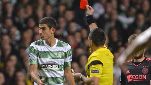 Scottish Premiership - Biton feels at home with Celtic