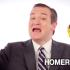 Watch Ted Cruz in Audition for 'The Simpsons' (Video)
