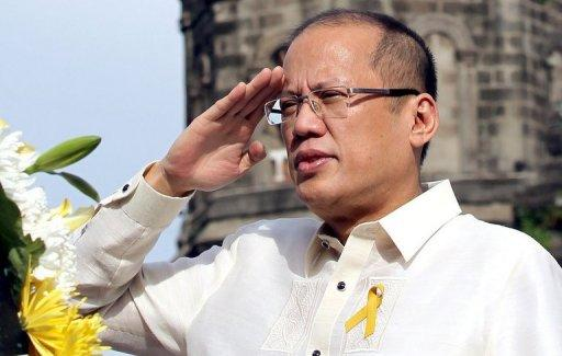 Philippine President Benigno Aquino has ordered two ships out of Scarborough Shoal