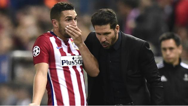 Koke: I think Simeone will stay at Atletico