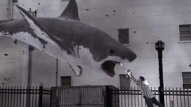 'Sharknado' Sequel Attacks NYC