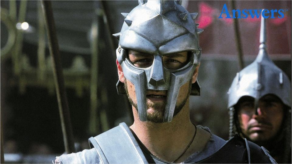 """11 Surprising Things You Never Knew About """"Gladiator"""""""
