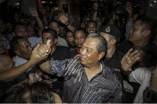 I'm a 'true blue' Umno member, Muhyiddin says after supreme council meet