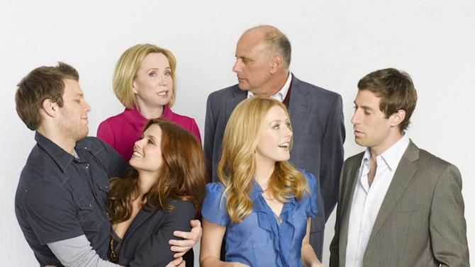 """The cast of """"Better Together."""""""