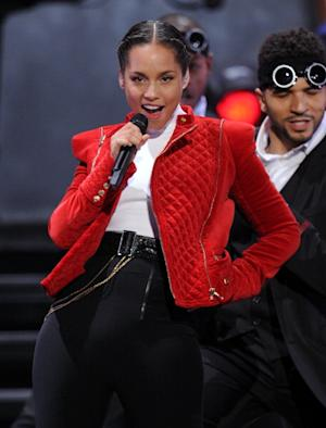 Alicia Keys, Katy Perry, 'Glee' Cast, fun. to Join Inaugural Fesitivities