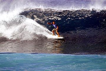 "Sunny Garcia WB's ""Boarding House: North Shore"" <a href=""/baselineshow/4809852"">Boarding House: North Shore</a>"